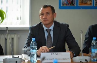 Алексей Сухов уходит с должности вице-губернатора Приморья