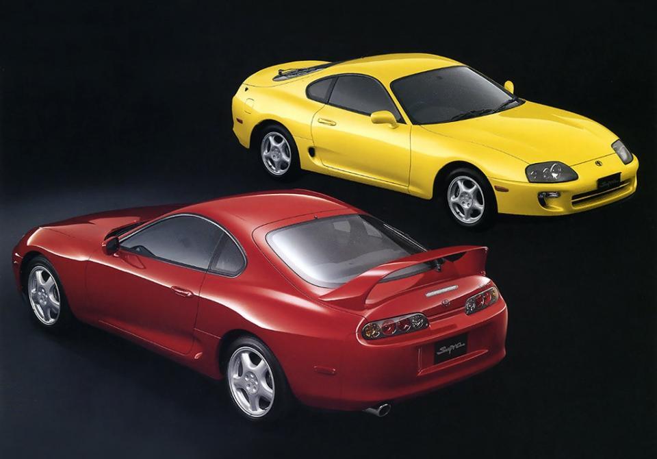 5 фактов о культовом в Приморье спорткаре Toyota Supra