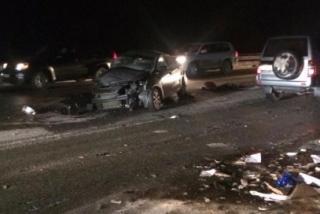 Снегопад стал причиной смертельного ДТП в Приморье