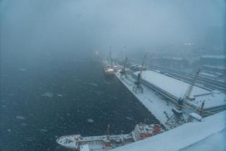 Аномальные холода в Приморье ослабнут лишь через неделю
