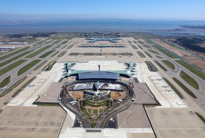 В сеульском аэропорту Инчон открылся новый терминал