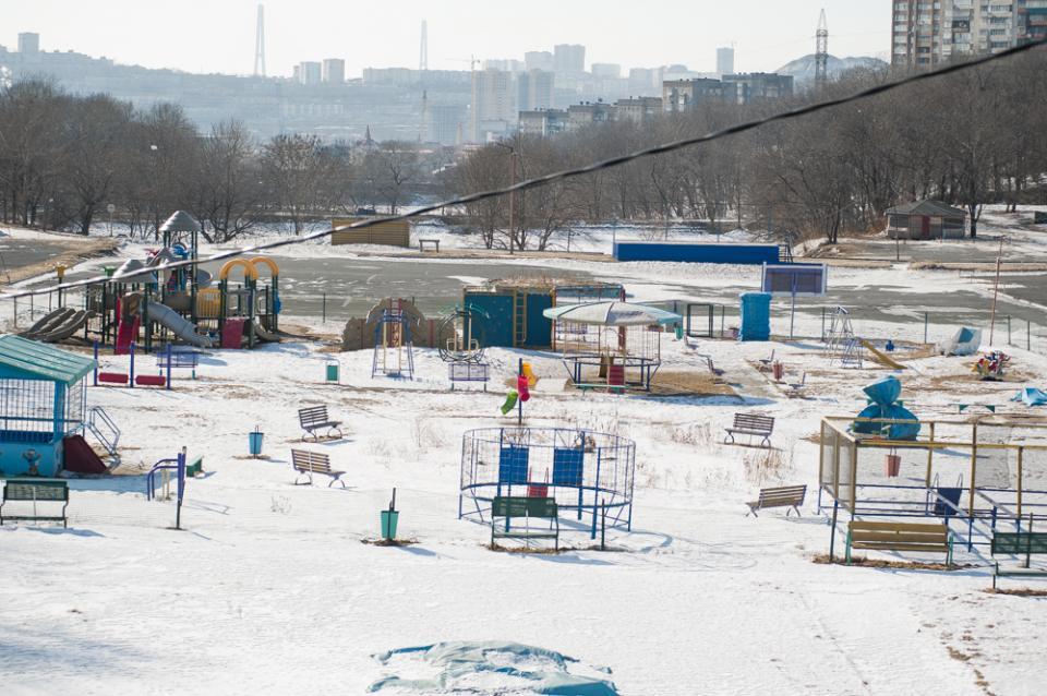 Школы и детские сады будут работать во Владивостоке, несмотря на аномальные холода