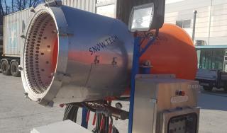 Фото: http://terminal-astafyeva.ru   Четыре новых снегогенератора отправлены в адрес «Терминала Астафьева»