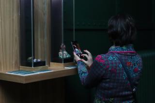 Фото: Екатерина Дымова / PRIMPRESS | Жители и гости Владивостока смогут увидеть «…немного Фаберже»