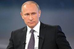 Хакеры написали от лица Путина сообщение об атаке Америки