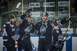 «Адмирал» одержал победу над минским «Динамо»