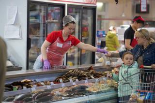 Фото: PRIMPRESS | В Россию снова разрешили ввоз рыбы из Китая