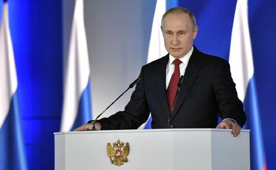 Спецоперация Путина. Начинается реформа Конституции