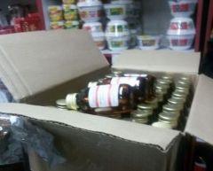 Фото: Роспотребнадзор | Во Владивостоке нашли 99 бутылочек «Этанола»