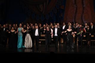 Фото: Екатерина Дымова / PRIMPRESS | Мировая премьера оперы «Идиот» состоялась на Приморской сцене Мариинского театра