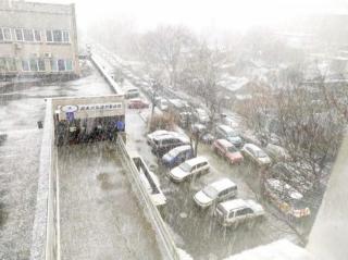 Фото: PRIMPRESS | Прогноз уточнен: Борис Кубай рассказал о влиянии циклона на погоду в Приморье 26 января