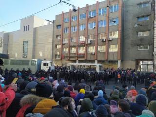 Фото: PRIMPRESS   От многотысячного штрафа до тюрьмы: митинговавших во Владивостоке накажут