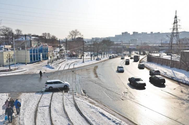 Вночь на27января вПриморье предполагается сильный снег