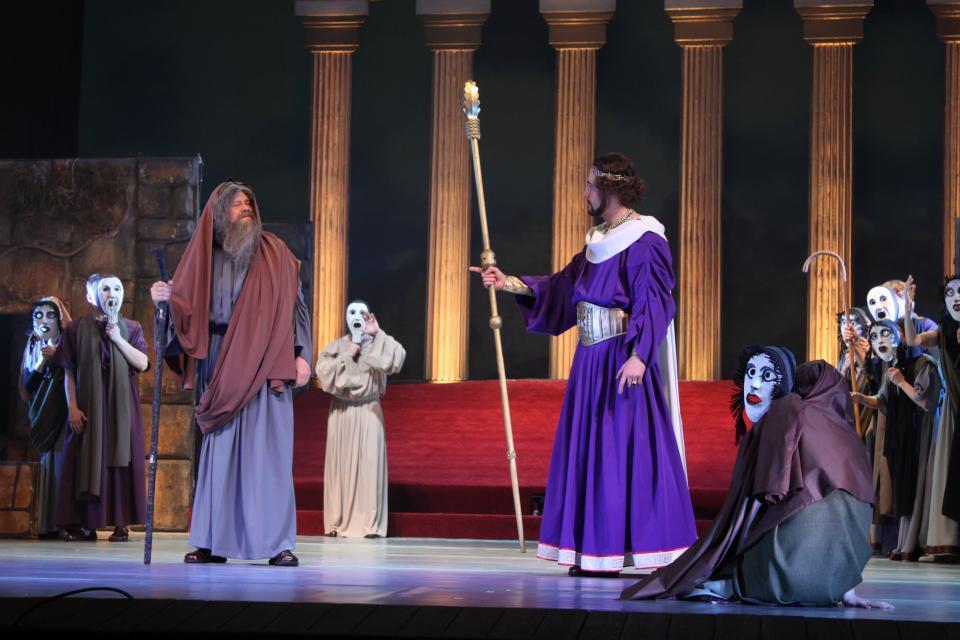 Театр им. М. Горького представил репертуар на февраль 2020 года