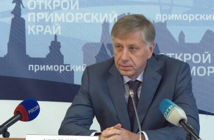 Суд отменил смягчение меры пресечения бывшему вице-губернатору Приморья