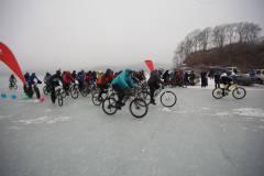 Во Владивостоке пройдет ледовое велоралли