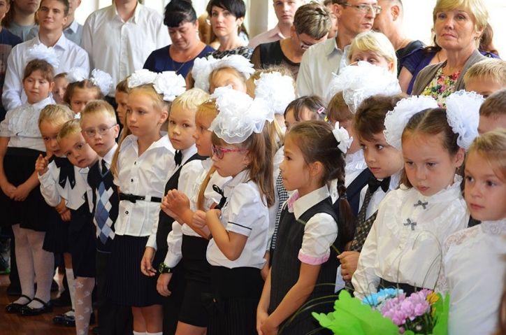 ВБлаговещенске началась запись детей впервые классы