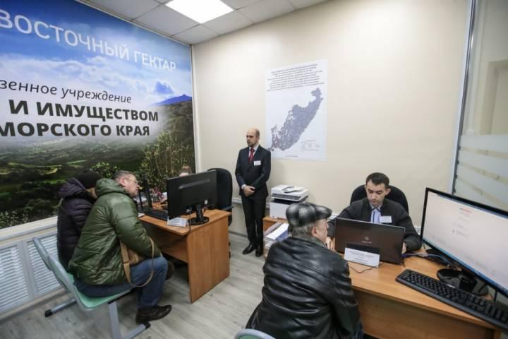 Граждане Российской Федерации больше всего подали заявок надальневосточный гектар вПриморском крае