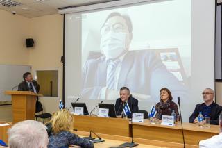 Фото: Алла Самаркина / PRIMPRESS | В Приморье разработали программу для выявления коронавирусной инфекции