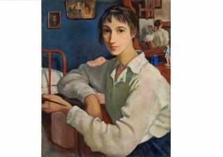 Фото: предоставлено Приморской государственной картинной галереей | 13 февраля во Владивостоке откроется выставка «Зинаида Серебрякова»