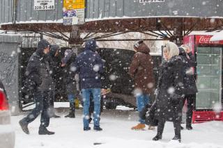 Фото: Татьяна Меель / PRIMPRESS | Завтра в Приморье возможен снег