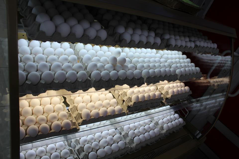 Приморские яйца разбились о цену