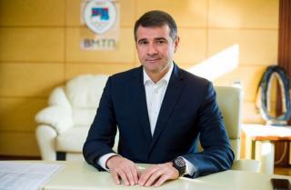 Фото: ВМТП | Совет директоров ДВМП рекомендовал продлить полномочия гендиректора Заирбека Юсупова еще на три года