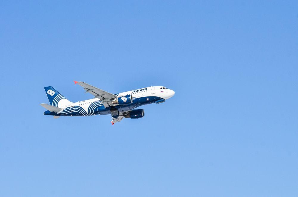 Мне бы в небо: в аэропорту Владивостока прошел авиаспоттинг, посвященный Дню гражданской авиации