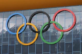 Американец объяснил, зачем принес флаг России на открытие Олимпиады