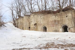 Фото: Екатерина Дымова / PRIMPRESS   Лабиринты подземки: во Владивостоке проходят экскурсии по форту № 1 (фото)