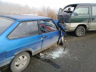 Фото: МВД России по Приморскому краю   В Приморском крае за сутки зарегистрировано больше 30 аварий
