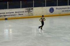 11-летний фигурист из Приморья завоевал золото на соревнованиях в Омске