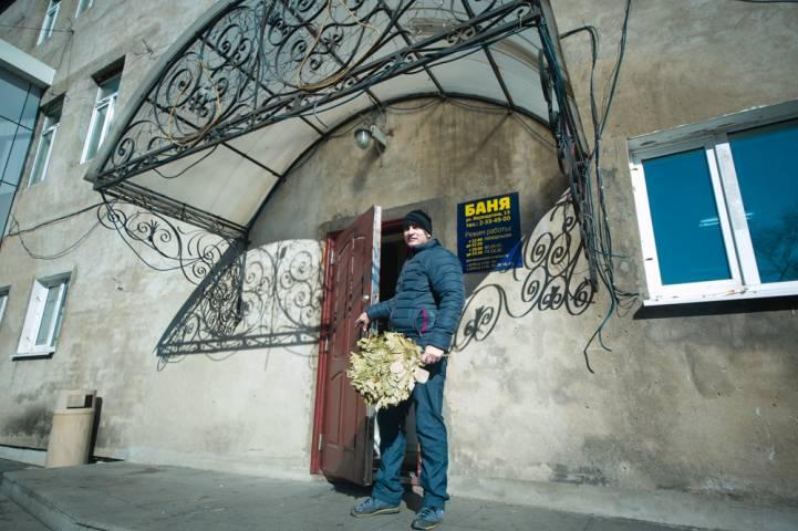 Общественная баня во Владивостоке: состоятельные клиенты, ажиотаж и разруха