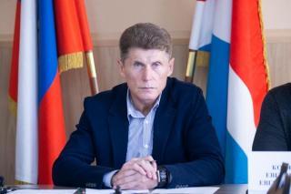 Фото: администрация Приморского края | Кожемяко выразил соболезнования в связи со смертью известного журналиста в Приморье