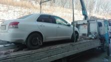 Жительница Приморья лишилась машины, проигнорировав судебных приставов