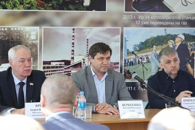 Веркеенко: бюджет Владивостока - это 1% от оборота бизнеса, работающего в городе