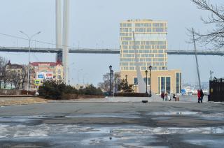 Фото: PRIMPRESS | Никаких тротуаров. Как Владивосток станет доступным городом для пешеходов