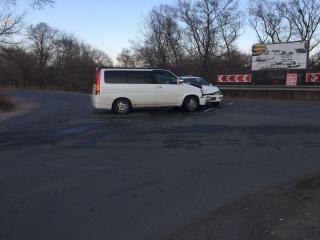 В пригороде Владивостока в результате ДТП пострадали четыре человека