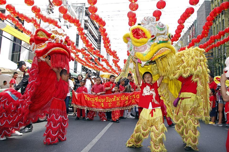 Пять фактов о китайском Новом годе