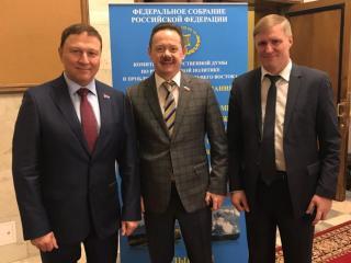 Александр Ролик: «Большая часть предложений парламента Приморья учтена в рекомендациях комитета Госдумы»