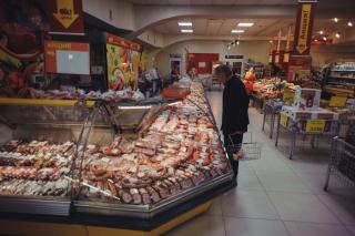 Фото: Илья Евстигнеев / PRIMPRESS | Производители хотят поднять цены на колбасу в России
