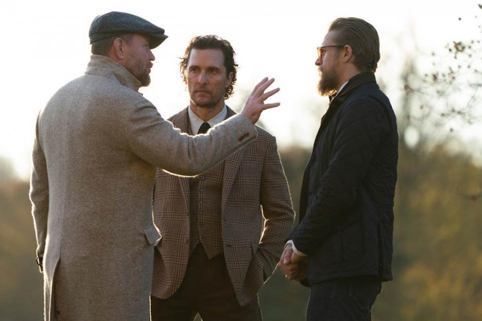Гай Ричи и его провал — что не так с его новым фильмом «Джентльмены»