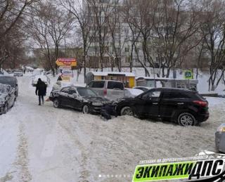 Фото: скриншот dps_vl | Появились подробности автоаварии с пострадавшим во Владивостоке