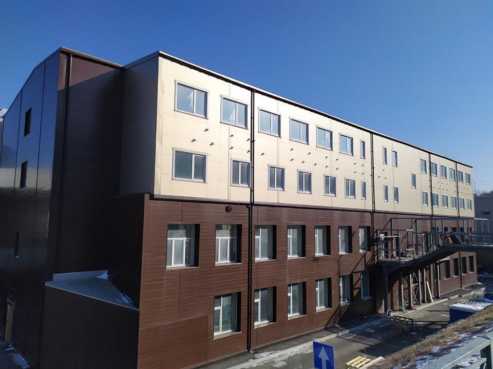 Еще одна «Калина» откроется во Владивостоке