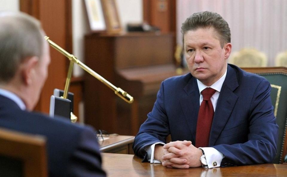 Газпром построит на ВЭФ новый офис для Миллера