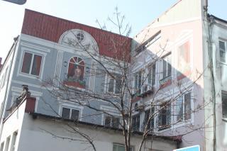 Фото: Екатерина Дымова   Тест PRIMPRESS: Узнайте Владивосток по настенным росписям