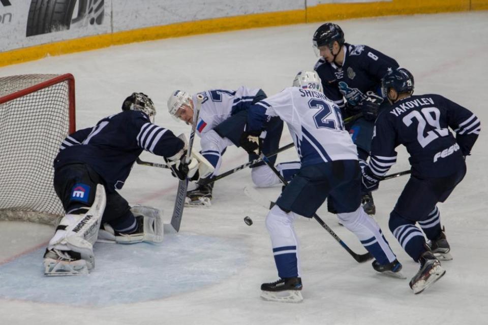 «Адмирал» победил в товарищеском матче «Сахалин»