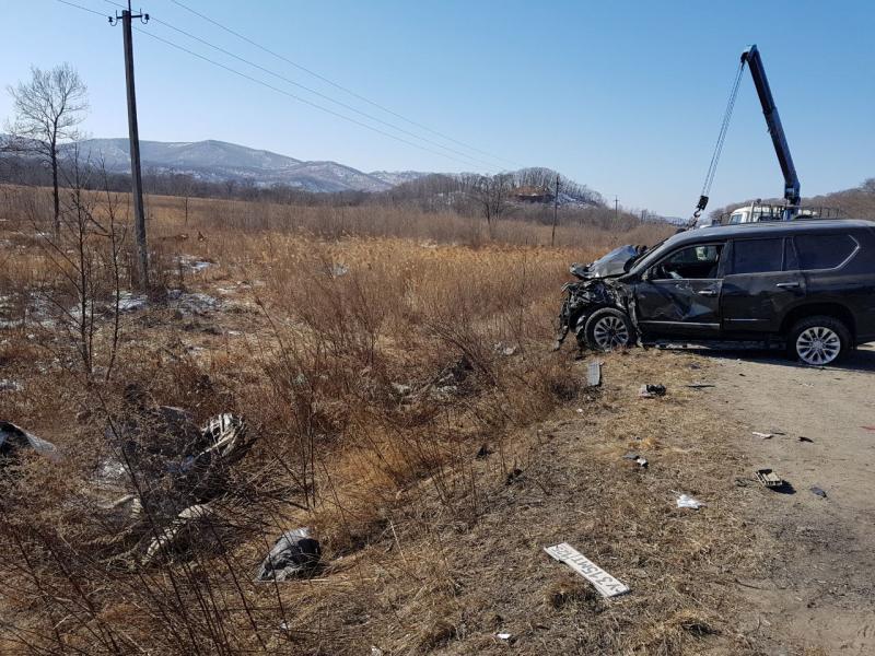 Появились подробности смертельного ДТП на трассе Артем – Находка