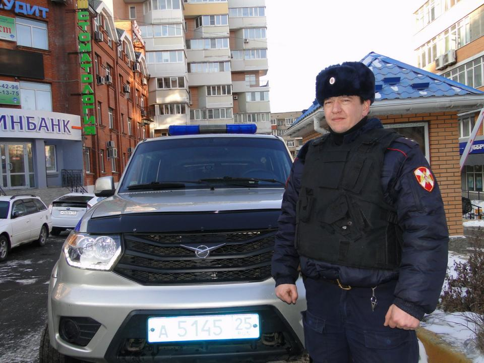 Слабые нервы подвели жителя Владивостока