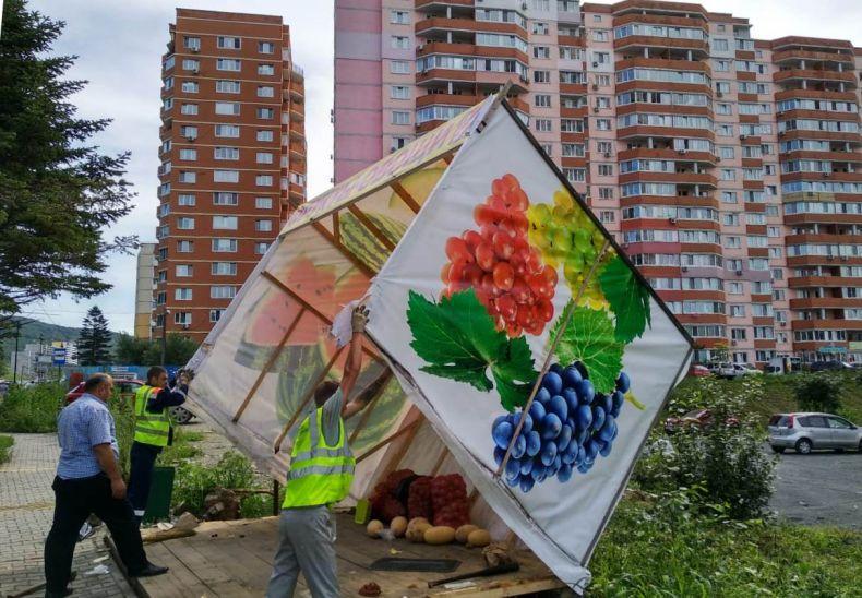 Новый замглавы Владивостока начинает с ларьков